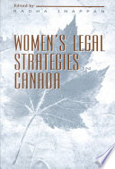 Women s Legal Strategies in Canada