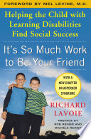 download ebook it's so much work to be your friend pdf epub