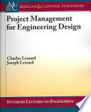 illustration Project Management for Engineering Design