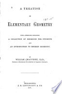 A Treatise on Elementary Geometry