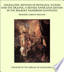 Character Sketches of Romance  Fiction and the Drama  A Revised American Edition of the Reader s Handbook  Complete