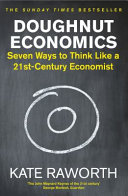 Doughnut Economics Book Cover