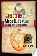The True Story of Alice B  Toklas