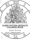 Garry Potter Artifacts Coloring Book