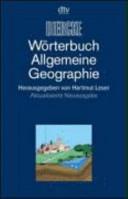 Diercke Wörterbuch Allgemeine Geographie