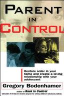 download ebook parent in control pdf epub