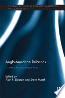 Anglo American Relations