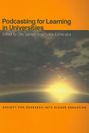 Podcasting for Learning in Universities