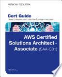 Aws Certified Solutions Architect Associate Saa C01 Cert Guide