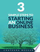 3 Simple Steps to Starting an Online Business