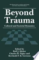Beyond Trauma Book PDF