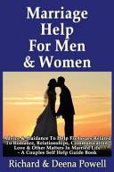 Marriage Help For Men Women