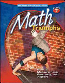 Math Triumphs  Grade 7  Student Study Guide  Book 2  Measurement  Geometry  and Algebra