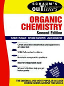 Schaum s Outline of Theory and Problems of Organic Chemistry
