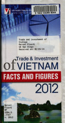 Trade and Investment of Vietnam