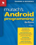 Murach s Android Programming  2nd Edition