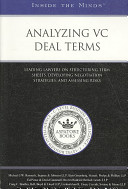Analyzing VC Deal Terms