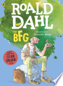 The BFG (Colour Edition) by Roald Dahl