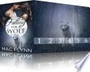Falling For A Wolf Box Set  BBW Werewolf Shifter Romance