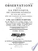 Journal de physique  de chimie  d histoire naturelle et des arts    Ann  es 1794 1817