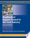 Handbook of Hygiene Control in the Food Industry