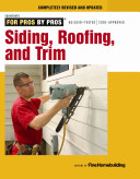 Siding  Roofing  and Trim