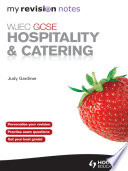 WJEC GCSE Hospitality and Catering  My Revision Notes ePub