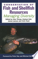 Conservation Of Fish And Shellfish Resources book