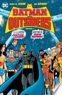 Batman   the Outsiders Vol  1