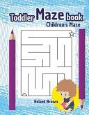 Toddler Maze Book