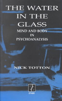 The Water In The Glass : some intuitive grasp of the question. it takes...