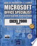 Excel 2000 Expert
