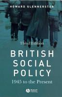 british social policy