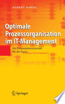 Optimale Prozessorganisation im IT Management