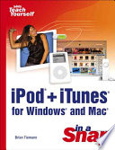 IPod and ITunes for Windows and Mac