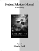 Student Solutions Manual for Silberberg Chemistry  The Molecular Nature of Matter and Change
