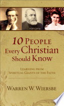 10 People Every Christian Should Know  Ebook Shorts  Book PDF