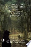 The MX Book of New Sherlock Holmes Stories   Part IX