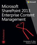 download ebook enterprise content management with microsoft sharepoint pdf epub