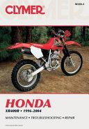 Honda Xr400r 1996 2004