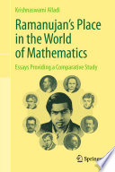 Ramanujan S Place In The World Of Mathematics