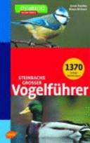 Steinbachs großer Vogelführer