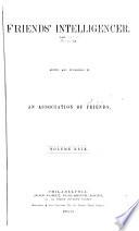 Friends Intelligencer book