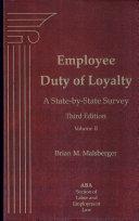 Employee Duty of Loyalty