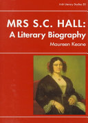 Mrs  S C  Hall
