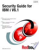 Security Guide For Ibm I V6 1