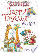 Glitter Happy Together Stickers