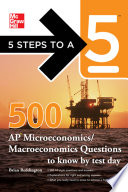 5 Steps to a 5 500 Must Know AP Microeconomics Macroeconomics Questions