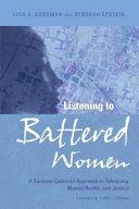 Listening to Battered Women