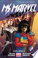Ms. Marvel Vol. 6 by G. Willow Wilson